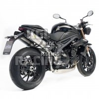 Leovince dempers TRIUMPH SPEED TRIPLE 1050 '11-'14 LV ONE INOX - PROMO