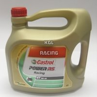 4-T Castrol Power RS Racing 4T 5W40 - 4L Full Synthetisch
