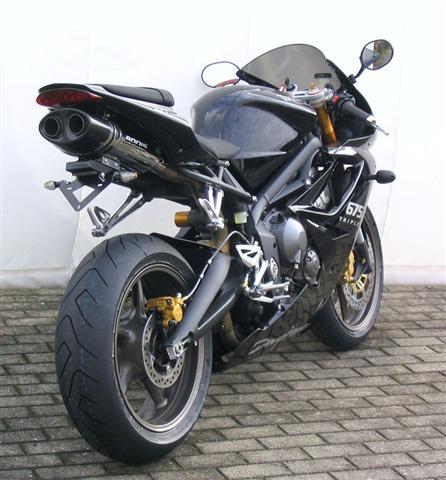 daytona 675 : the online motor shop for all bike lovers