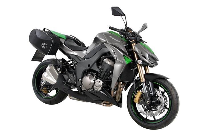 Permalink to Kawasaki Z1000 Bags