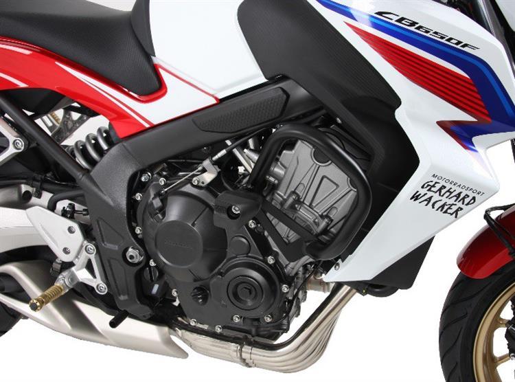 Hepco Becker Crash Protection Honda CB650F 14 Engine