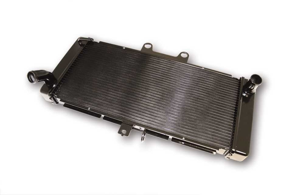 Water Radiator Suzuki GSF 650 N / S Bandit 07->, also ABS