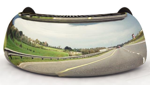 Riderscan miroir angle mort pour moto scooter et quad for Miroir angle mort
