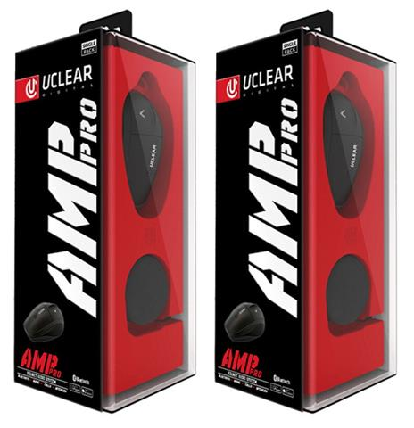 Uclear AMP PRO Dual Helmet audio system