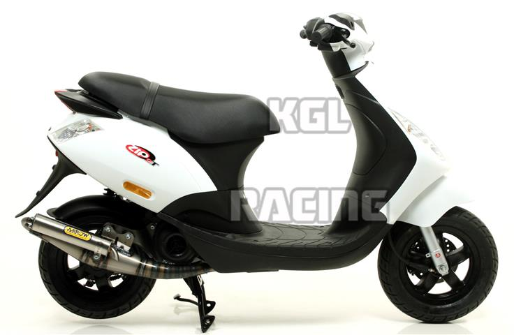 arrow for piaggio zip 50 2t 1993/2011 - extreme scooter exhaust