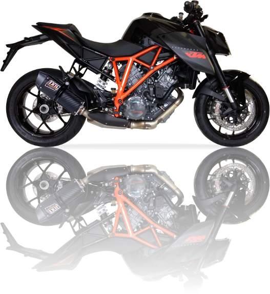 ixil silencieux ktm superduke 1290 14 15 hexoval carbon om3080vcg la boutique moto. Black Bedroom Furniture Sets. Home Design Ideas