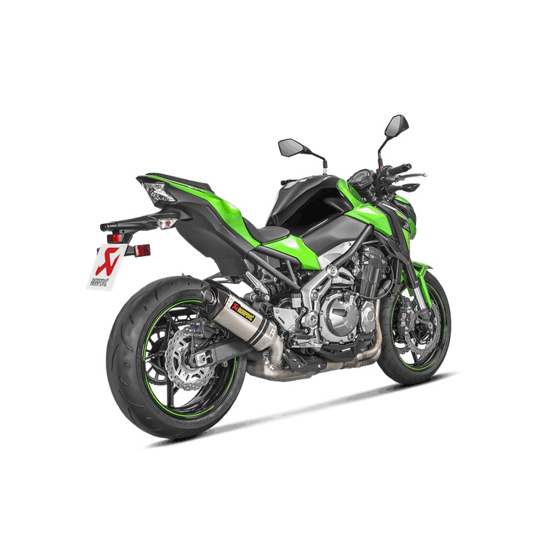 Akrapovic For KAWASAKI Z 900 A2