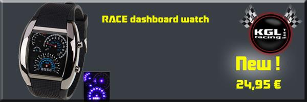 Race Dashboard watch