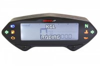 KOSO Race dashbord - Model: DB01RN, speedo/tachometer