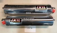 IXIL silencers Universal ROUND ALU SET (Left+right) (117) - PROMO