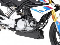 Crash protection BMW G 310 R Bj. 2016 (engine) - black