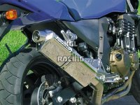 Bodis Slip-on Kawasaki Z750 '04-'06 Three-Tec RVS