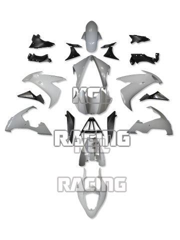Fairing Set For Yzf R1 Rn12 04 06 Unpainted White Abs 518 401