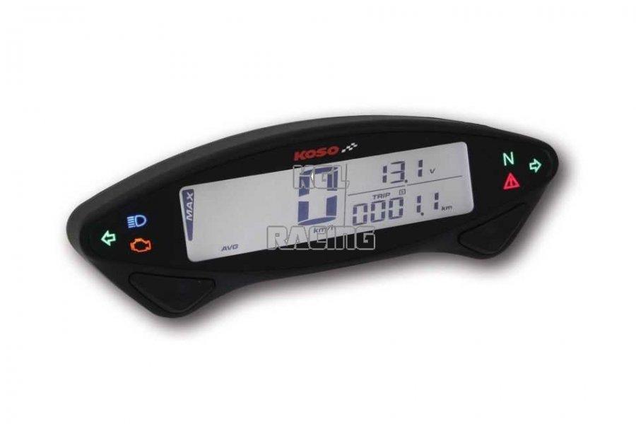 KOSO Digital speedometer DB EX-02