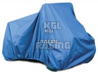 ATV cover, size L, Polyester, blue.