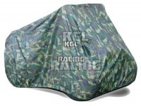 ATV cover, size L, Polyester, camouflage.