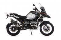 Bos Demper BMW R 1200 GS / Adv '13-> BOS Desert Fox - Carbon steel