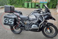 BMW R1200GSA / R800GSA GS koffers sticker XL 19x45 cm (set links-rechts)