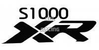 BMW S1000XR sticker