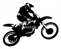MOTOCROSS (3) sticker