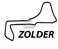 CIRCUIT ZOLDER sticker
