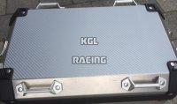 BMW R800 / 1200GS ALU koffers bovenkant sticker - Carbon look