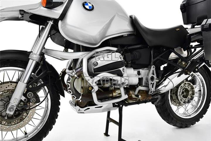Ibex Crash Bar Bmw R 1150 Gs 94 04 Silver 554 110 209 95