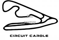 CIRCUIT CAROLE sticker