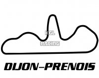 CIRCUIT DIJON-PRENOIS sticker