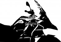 BMW R1200GS ADVENTURE sticker