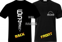 KGL Racing T-Shirt - 1N23456 print