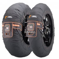 Thermal Technology Tirewarmer set - Evo Dual Zone Large - 180