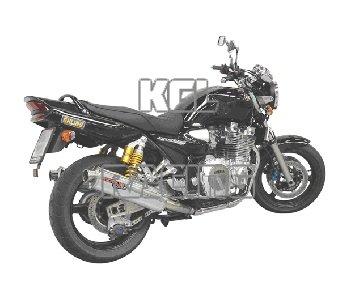 bf08890bbb689 Remus pot Yamaha XJR 1300 '04> Revolution GP Alu