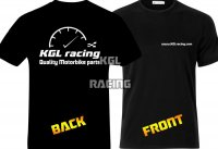 KGL Racing T-Shirt - Speedo print