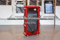 FMJ Case Iphone 4/ 4S Rood / Anodized red