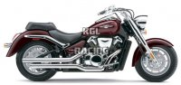 COBRA UITLAAT Suzuki Boulevard C109R (08-09) - Dragsters 3622