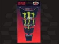 Tank Pad Monster Energy Carbon