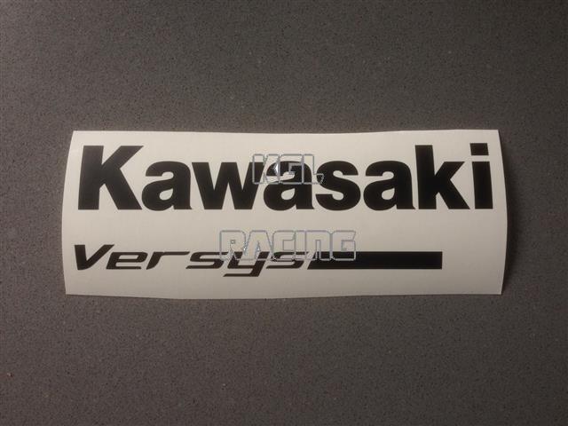 Ninja H2// Carbon Schutzfolie Carbon Look X9 Kawasaki Versys 650// 1000