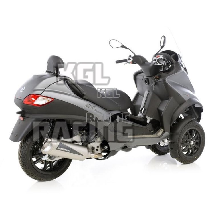 Leovince exhaust PIAGGIO MP3 500/BUSINESS/LT/SPORT '11-'16 Granturismo