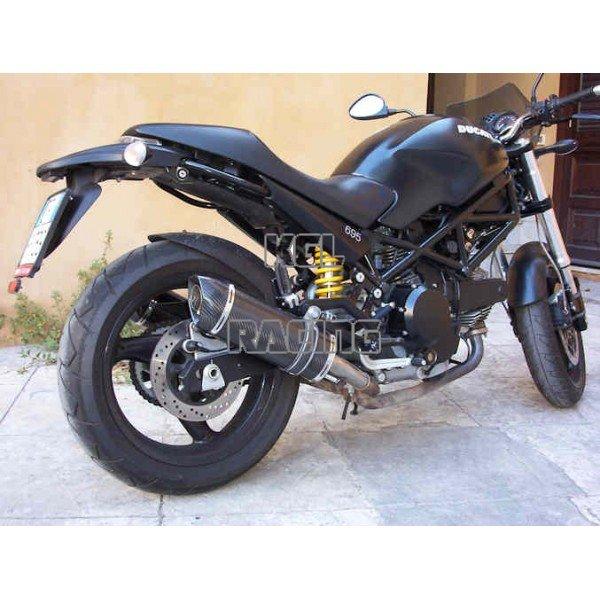 Kgl Racing Silencers Ducati Monster 600 620 695 750 900 1000