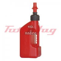 Fast fill system 10 liter tank - red