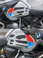 BMW R1200GS ADVENTURE '14->> / 1250 GS RALLY COLORS '14->> - Tank sticker GS (links + rechts)