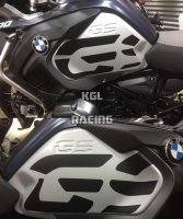 BMW R1200GS ADVENTURE '14->> - Tank sticker GS (links + rechts)