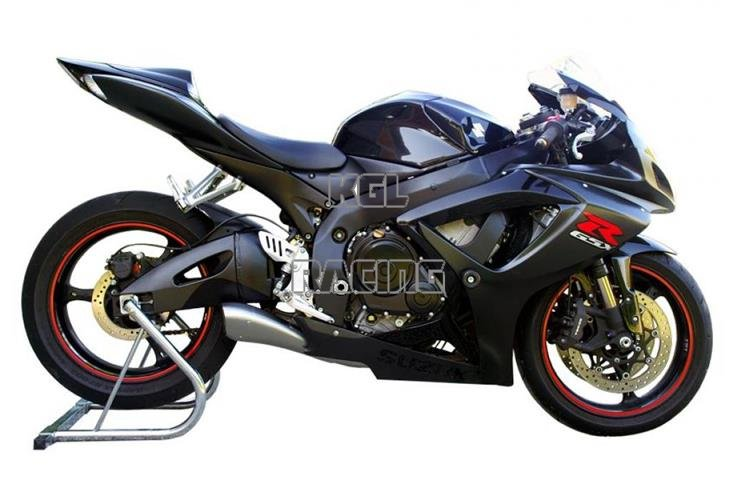 HP Corse Slip on Suzuki GSX-R 750 06/07 Hydroform