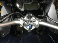 BMW GS stuur sticker