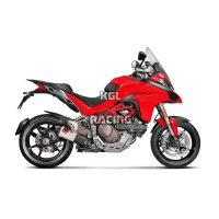 Akrapovic for DUCATI Multistrada 1200 / 1200S '15-> Slip-On Line (Titanium)