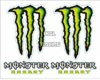 Monster Energy Sticker Extra large 24x34