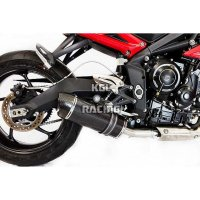 KGL Racing silencer Triumph Street Triple 675/R '13-> - SPECIAL CARBON