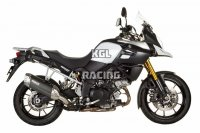 Bos pot Suzuki DL 1000 V-Strom '13-> BOS Desert Fox - Carbon steel