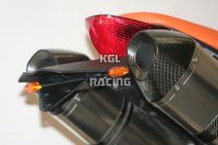 Licence Plate Holder KTM Super Duke 990